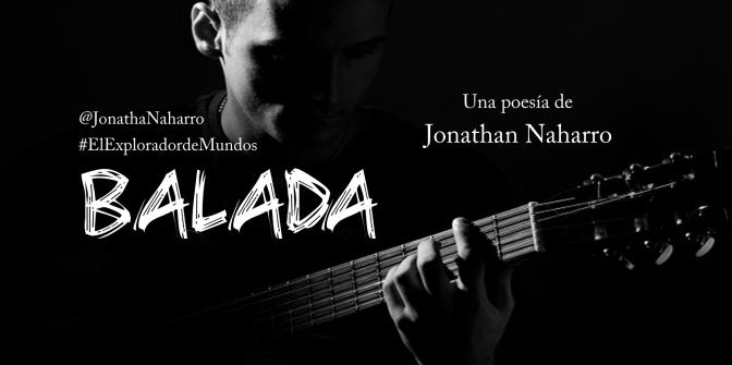 Balada (poesía)