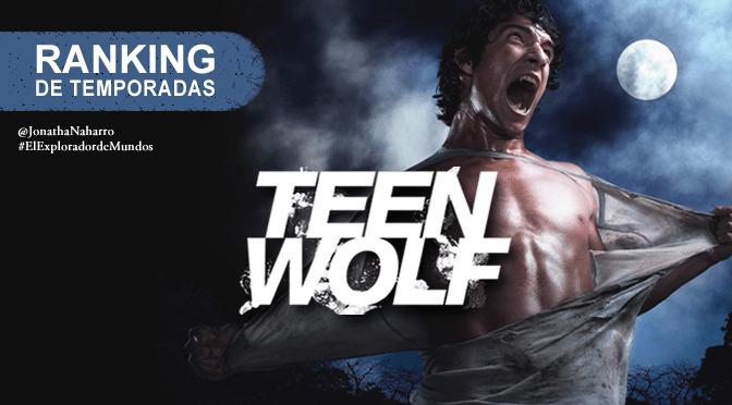 [RANKING] Teen Wolf (8 arcos)