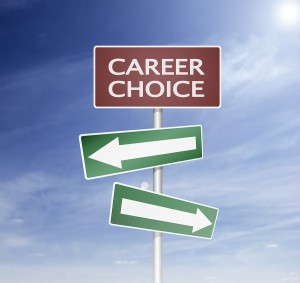 Career Choices in build-up