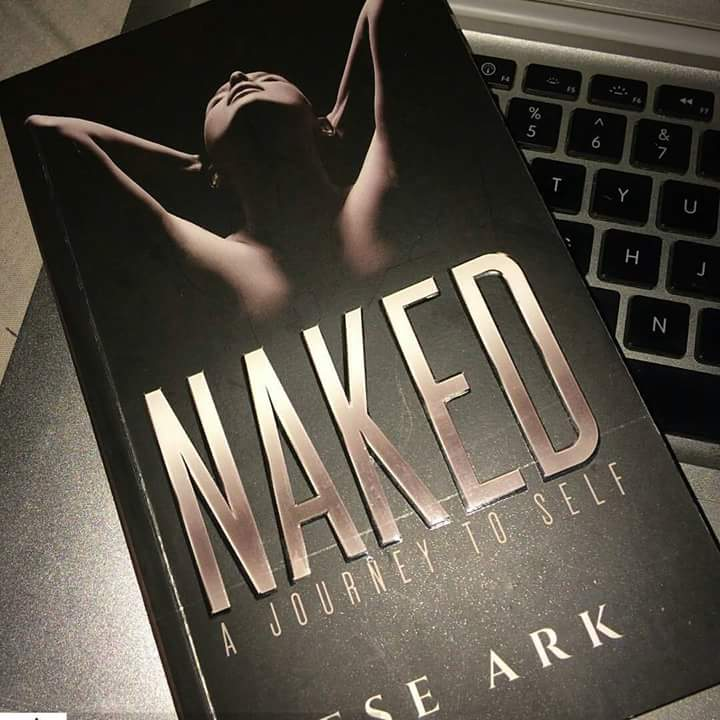 "The book ""Naked"""
