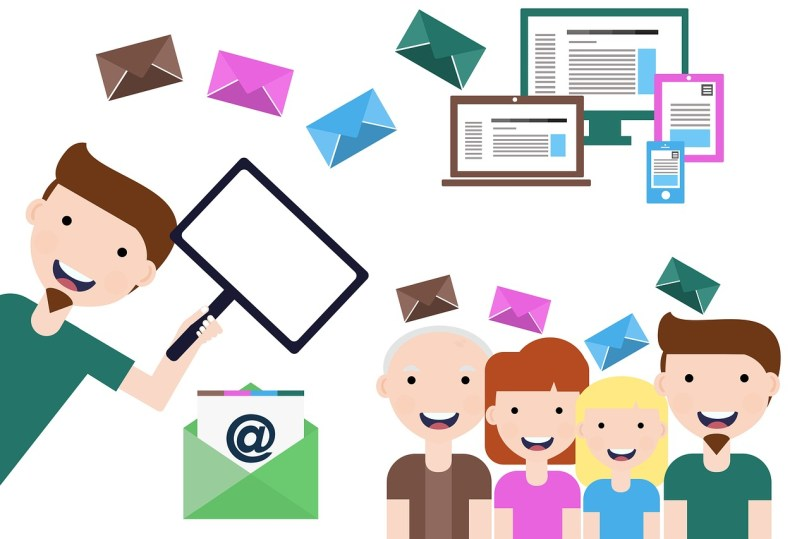 recommended mailing list strategy