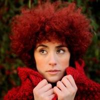The fashion shoot - Stephanie Van Der Henst modelling in Harrogate, North Yorkshire