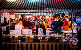 The Christmas Markets in Harrogate