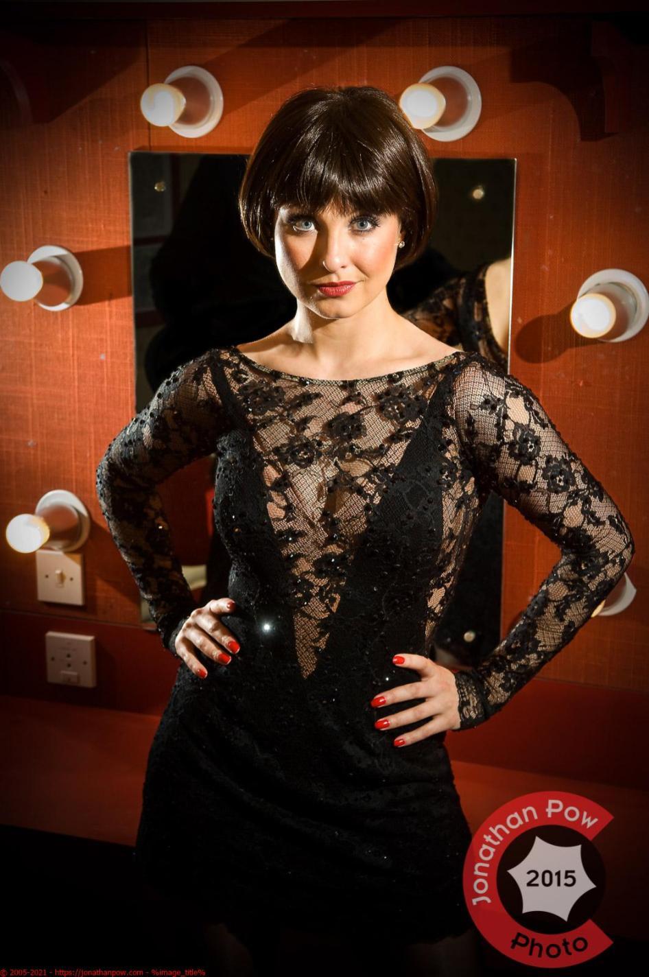 Acting headshot photographer - Actress Emma Bolton in Chicago
