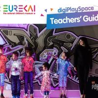 Museum Photography at Eureka! (digiPlaySpace Teacher's Guide)