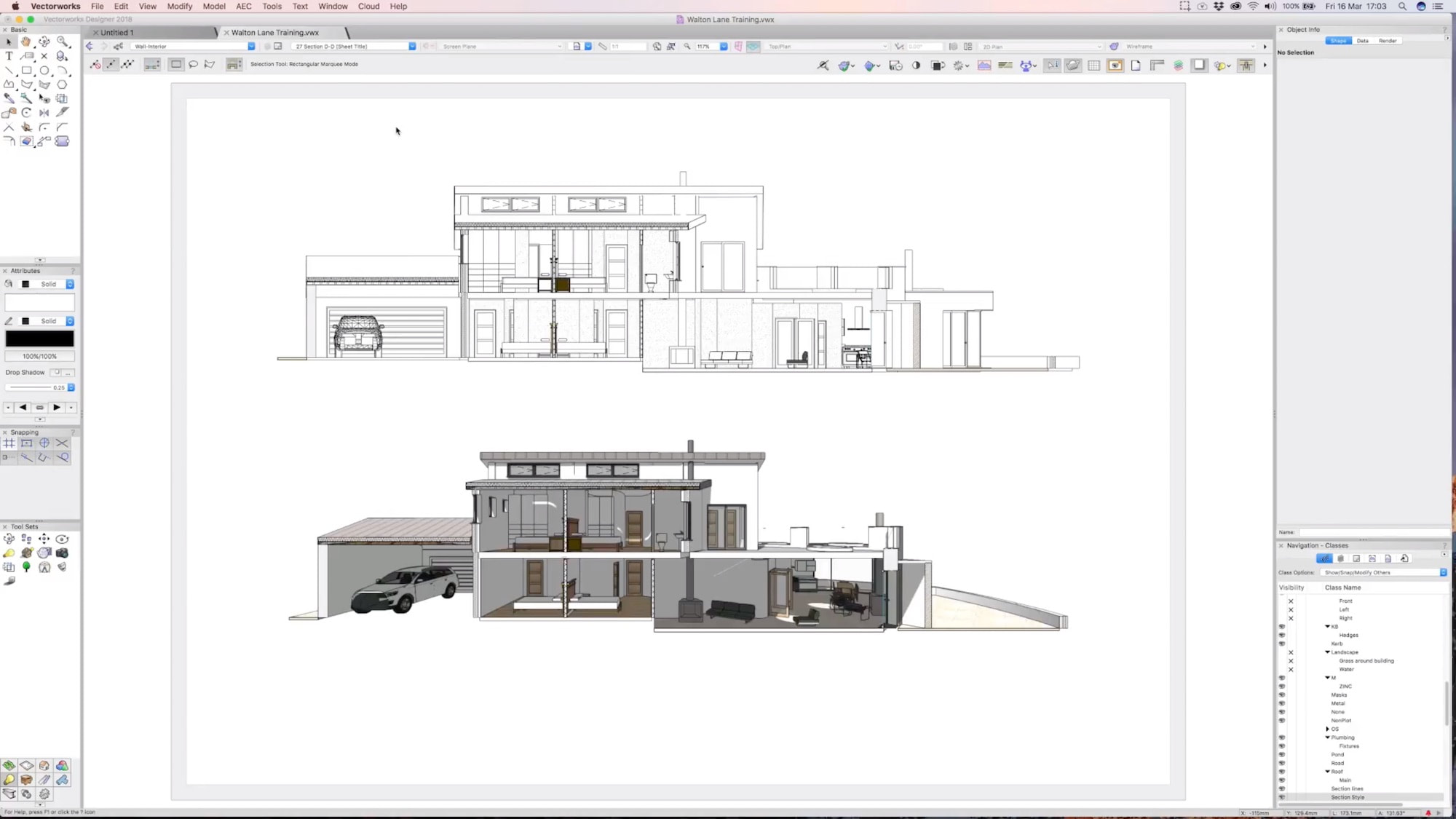VECTORWORKS STUDENT TO PRO 20 LICENCE