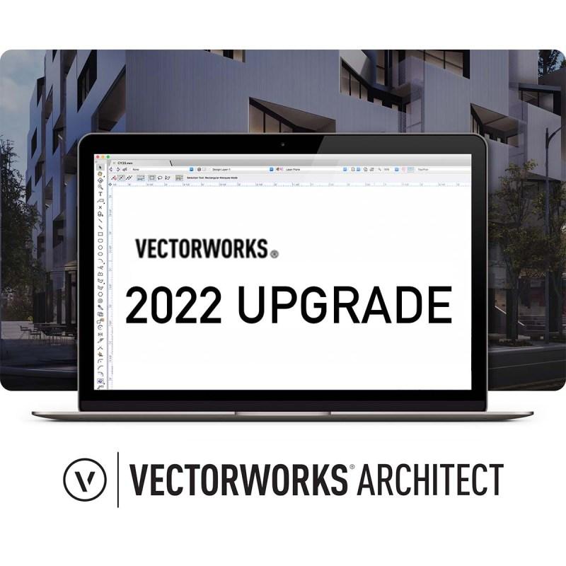 Vectorworks ARCHITECT 2022 Upgrade