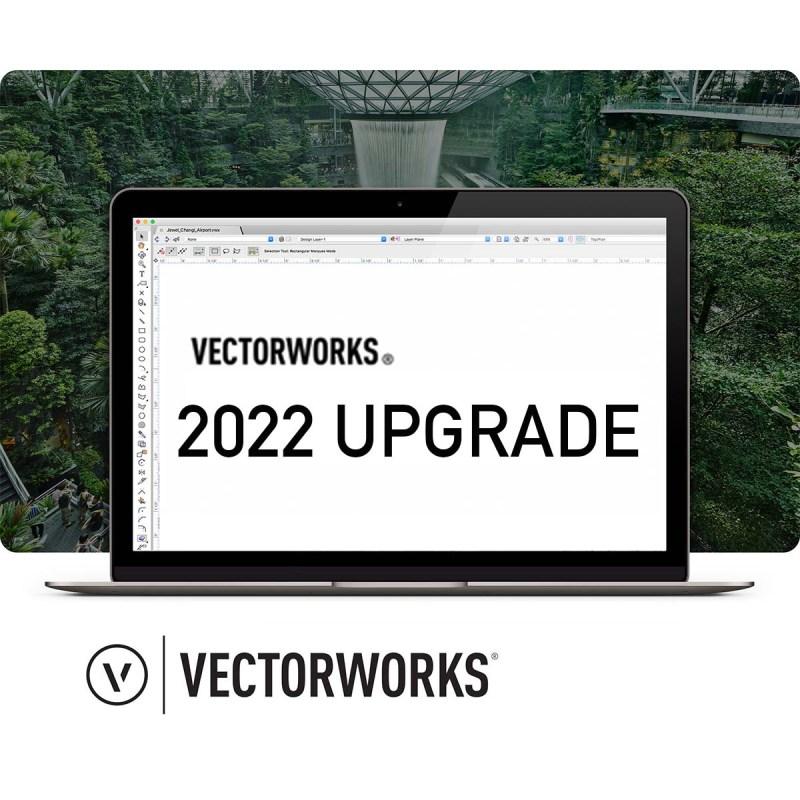 Vectorworks 2022 Upgrade