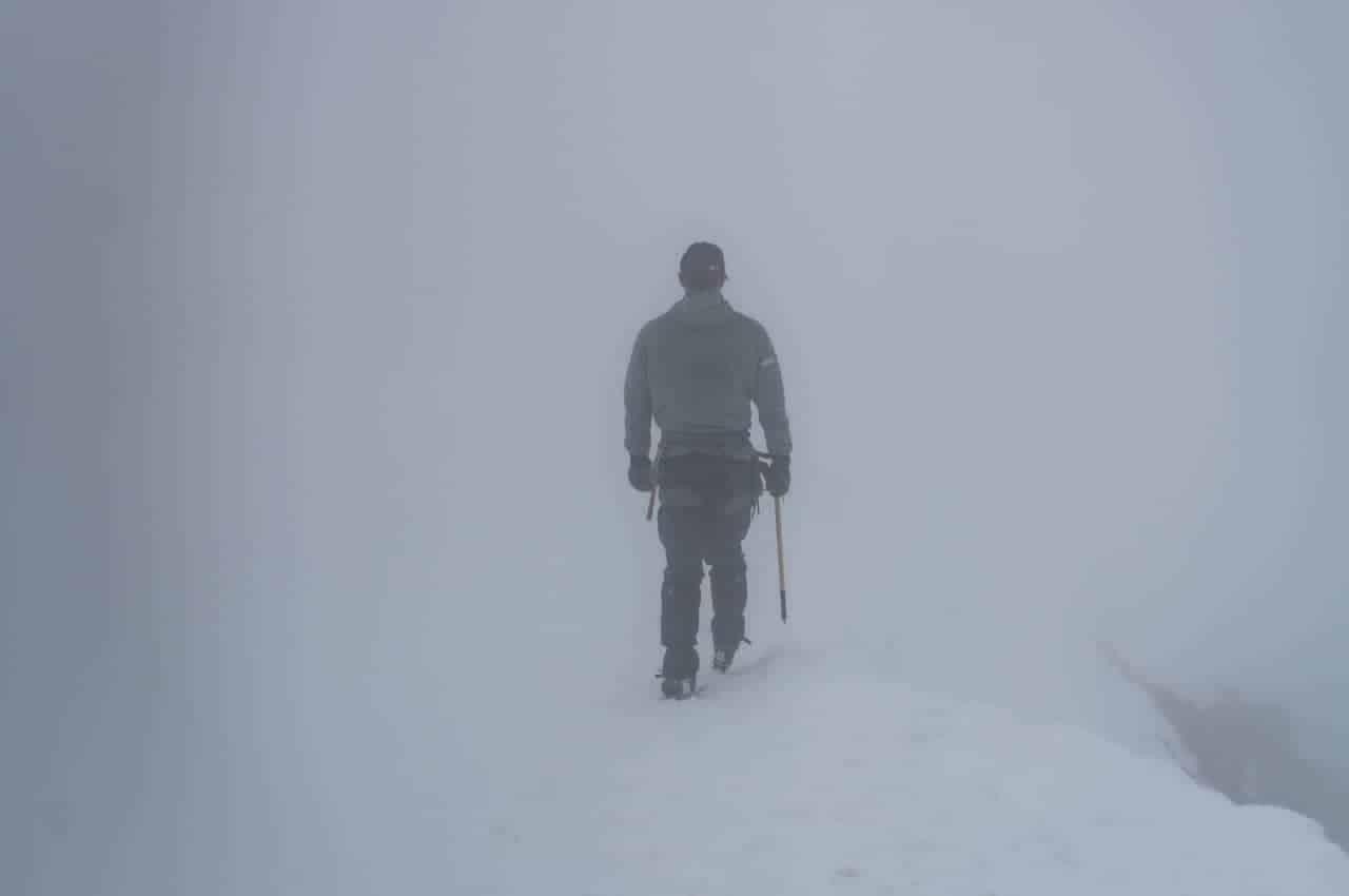 Titelbild Training der Psyche - Wetter - Grundlagenwissen für Bergsteiger
