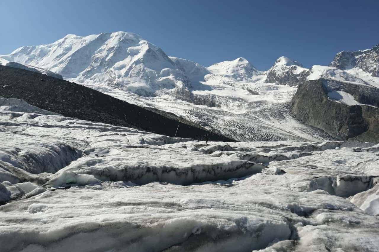 Titelbild Gletscherseilschaft - Gletscherseilschaft – Taktische Tipps