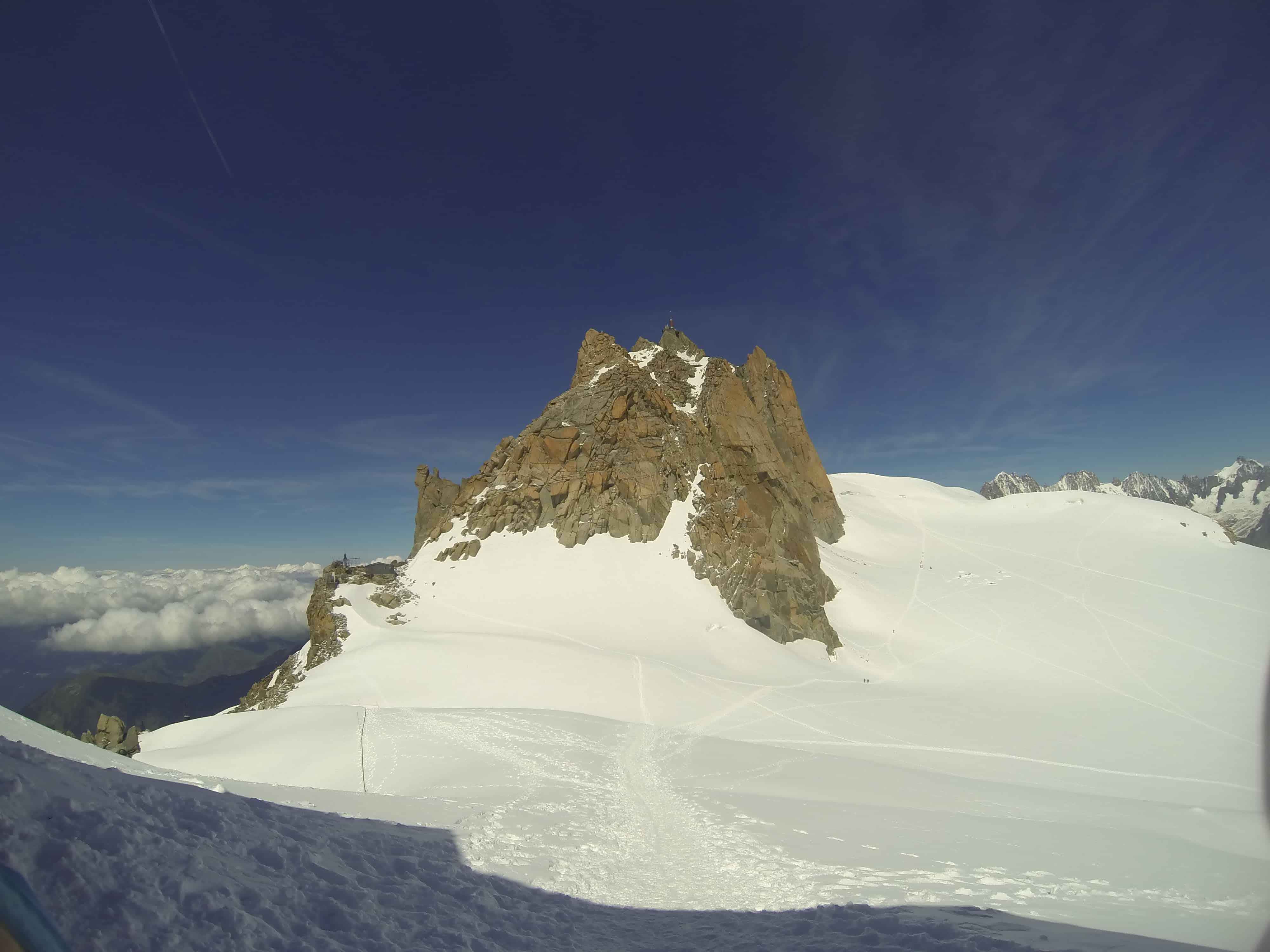 GOPR1748 - Mont Blanc - Zum höchsten Berg in den Alpen