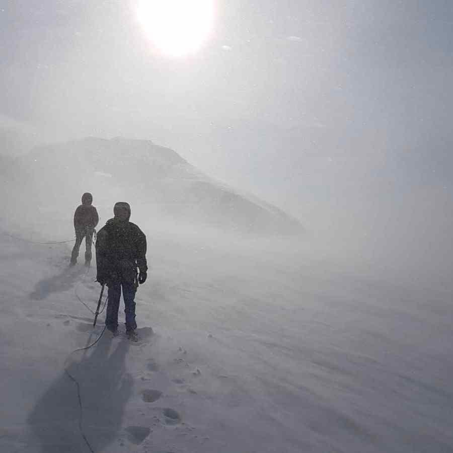 IMG 5088 - Lawinen - Gefahr für Bergsteiger?!