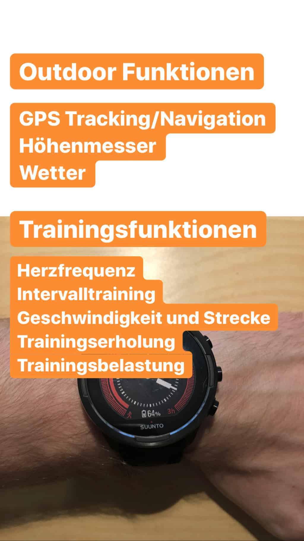 11691A38 4EC9 4C61 920C DFF3BD49ABDF - Suunto Baro 9 -die perfekte Uhr für Bergsteiger?