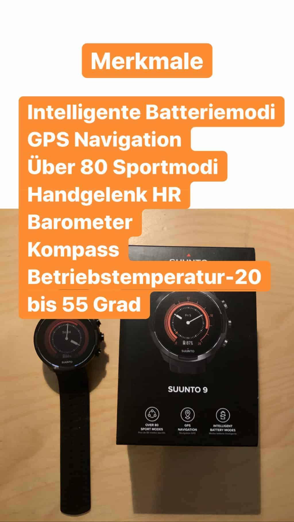 610C4976 8259 44F6 8A16 1EFACFC16BDB - Suunto Baro 9 -die perfekte Uhr für Bergsteiger?