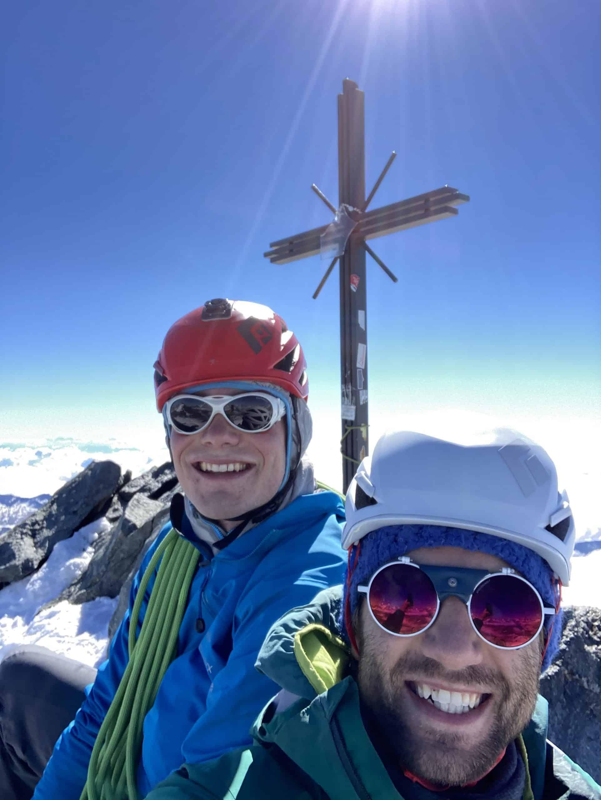 IMG 5842 scaled - Rimpfischhorn - viele Wege zum Ziel?!