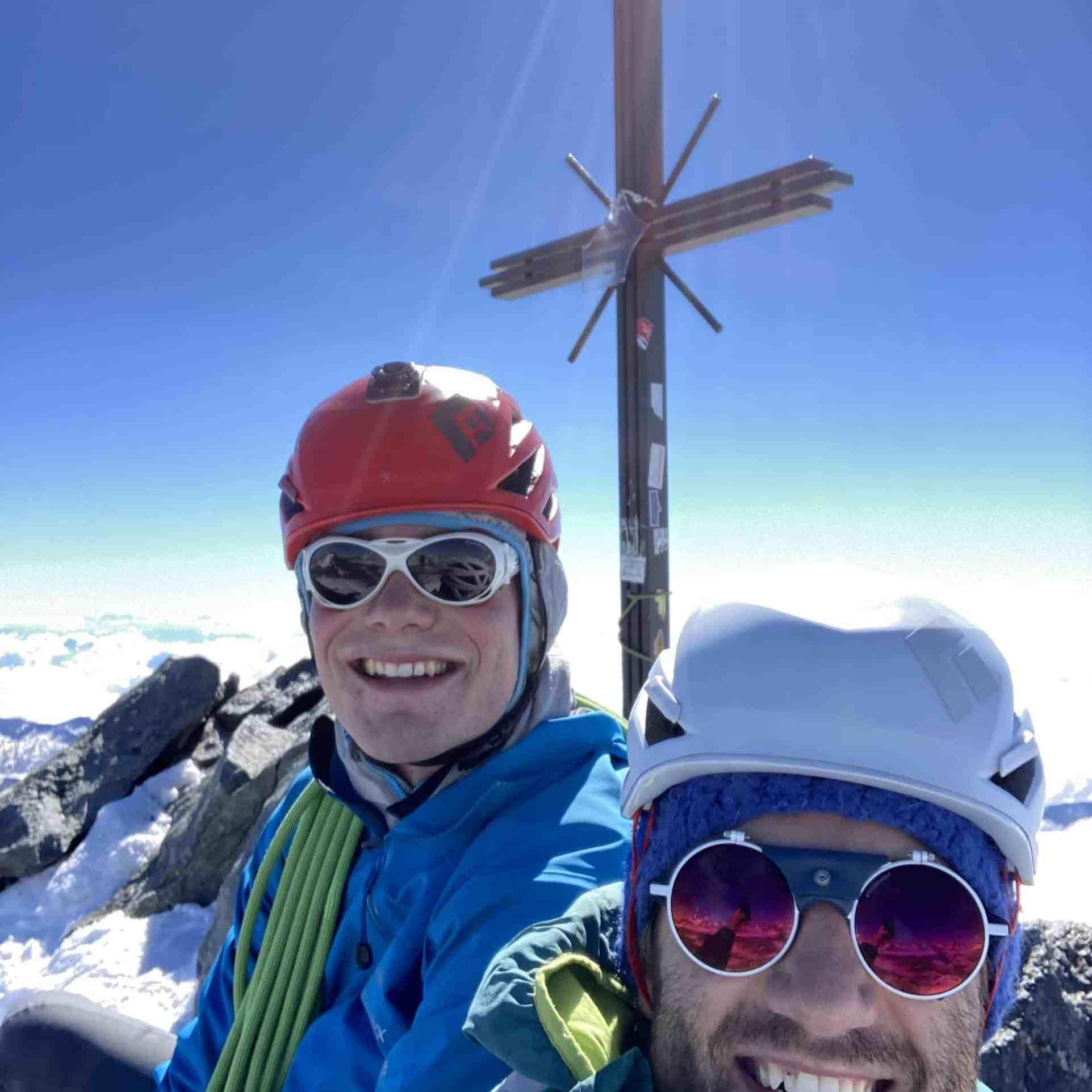 IMG 5842 scaled - Bergsteigen im Wallis - das Bergsteigerparadies?