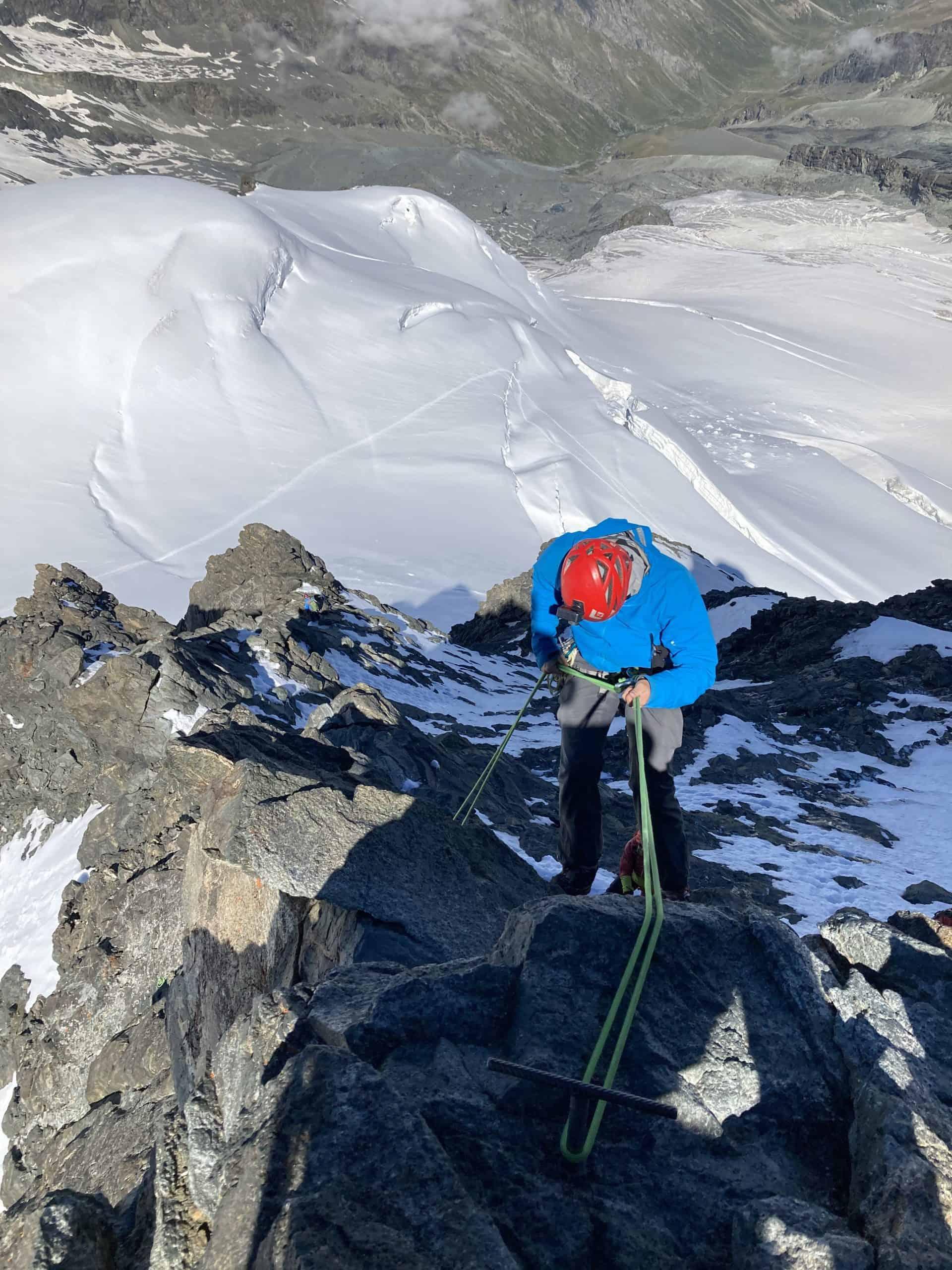 IMG 5862 scaled - Rimpfischhorn - viele Wege zum Ziel?!