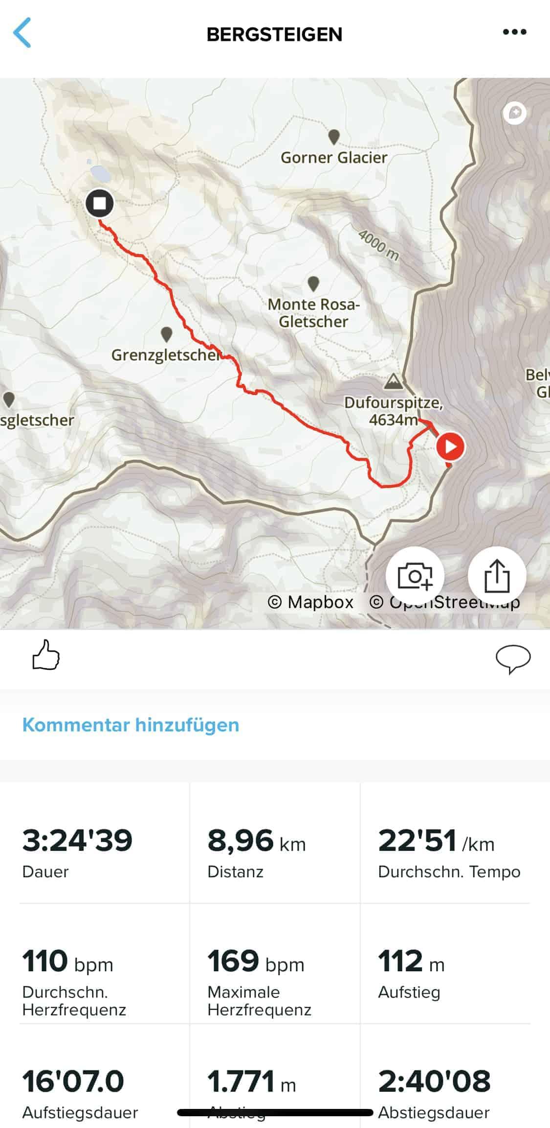 IMG 6514 - Suunto Baro 9 -die perfekte Uhr für Bergsteiger?