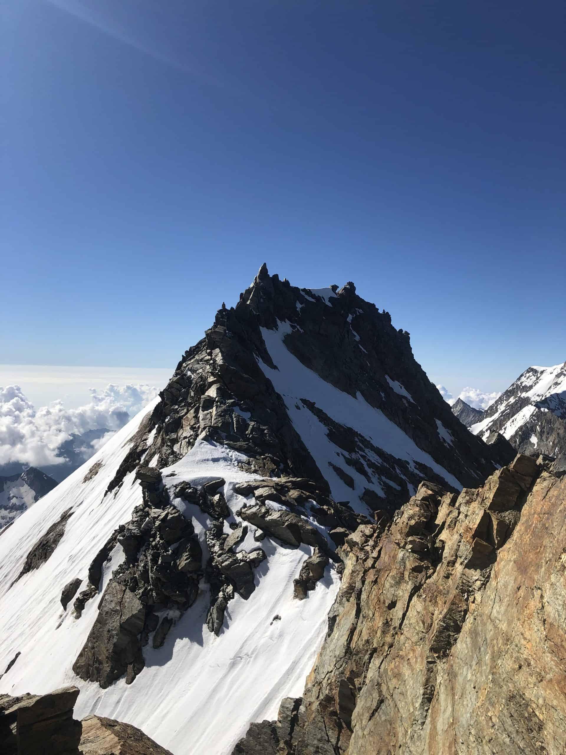IMG 5405 1 scaled - Lagginhorn - Gipfelglück im zweiten Versuch?