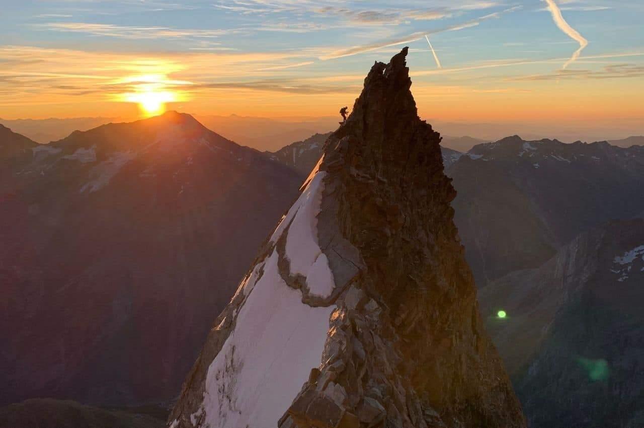 Titelbild Lenzspitze - Dein perfekter Einstieg