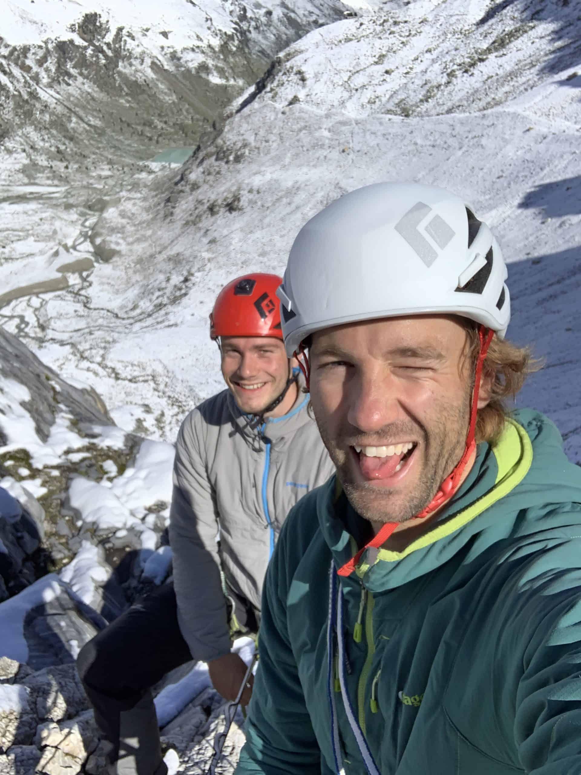 385B1686 EF67 4FBD 934A 55D3485F5F23 scaled - Turtmanntal - Klettern in den Alpen