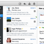 Mac osx email clients and sparrow alternatives