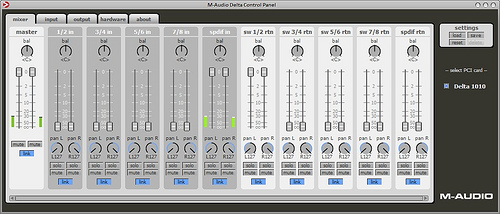 Read more about the article New m-audio drivers