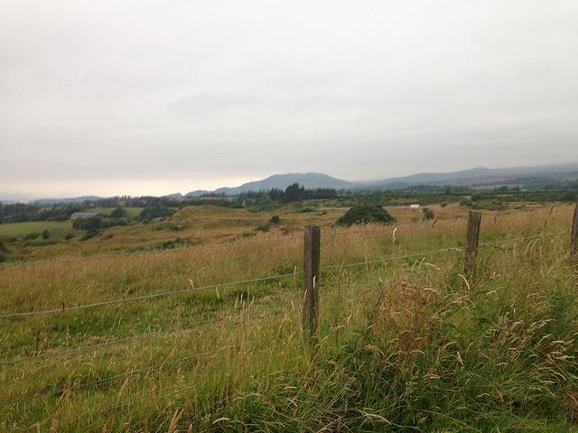 West Highland Way Day 2 - Drymen to Rowardennan (almost)