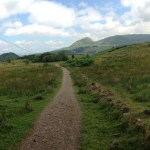 West Highland Way Day 1 – Milngavie to Drymen