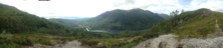 Read more about the article West Highland Way Day 8 – Kinlochleven to Fort William