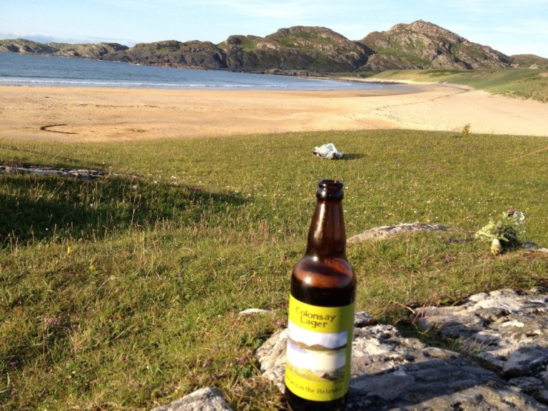 Read more about the article Colonsay Lager