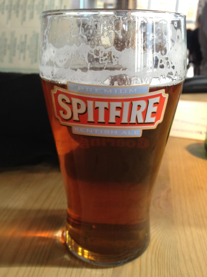 Read more about the article Spitfire kentish ale