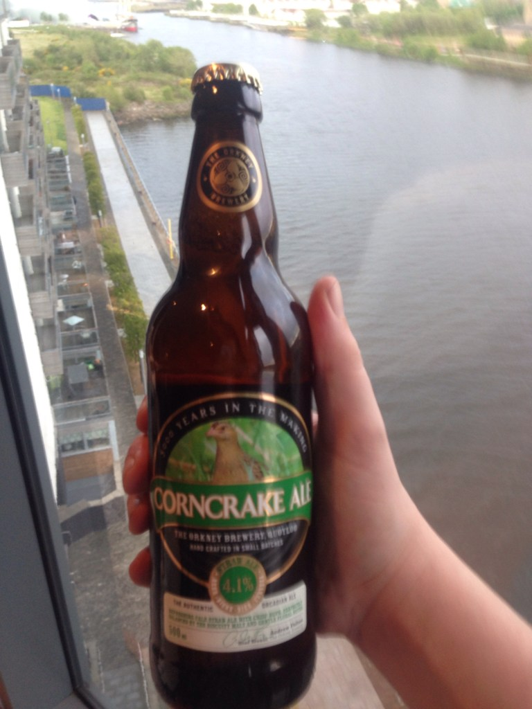 Read more about the article Orkney Brewery CornCrake Ale