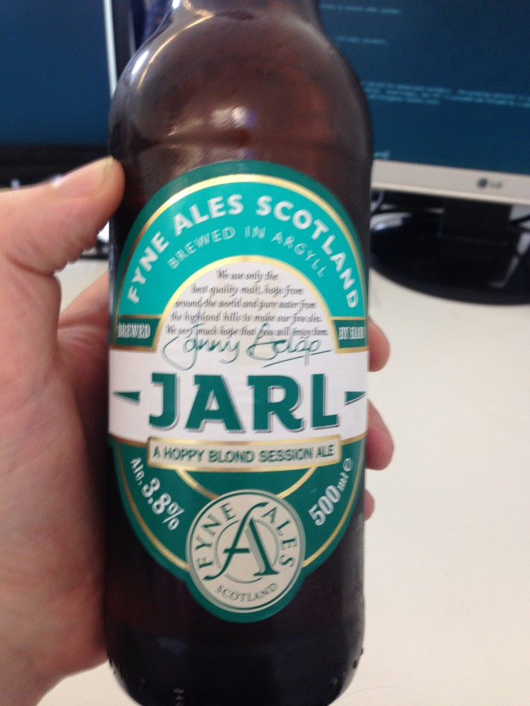 Fyne Ales Jarl