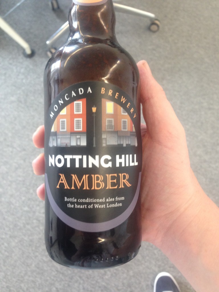 Notting Hill Amber
