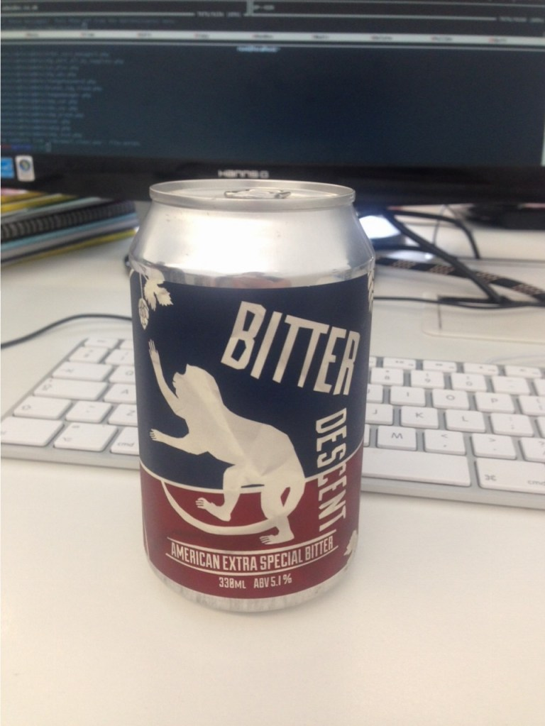 Read more about the article Natural Selection Brewing – Bitter Descent
