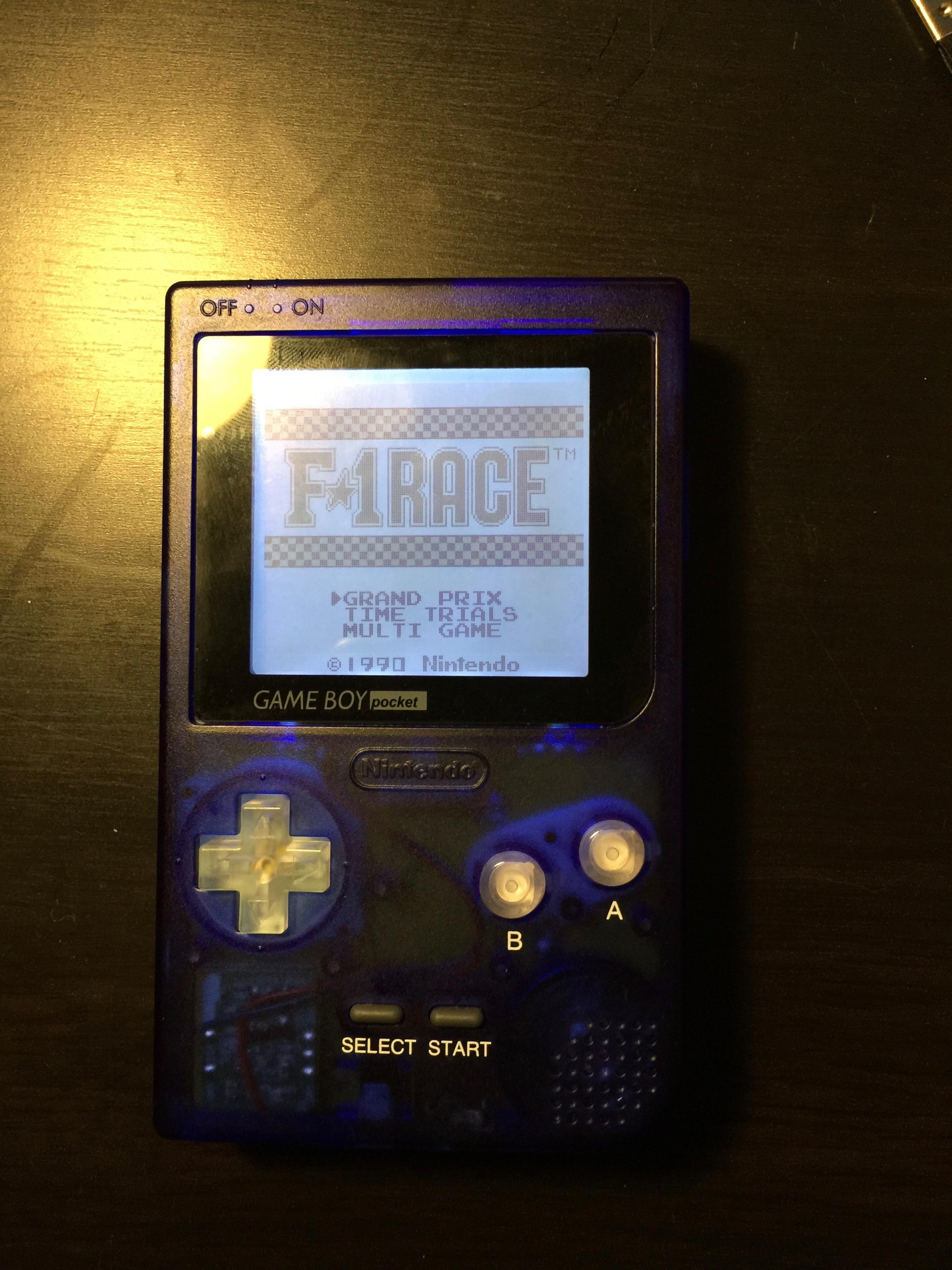 gameboy pocket backlight mod
