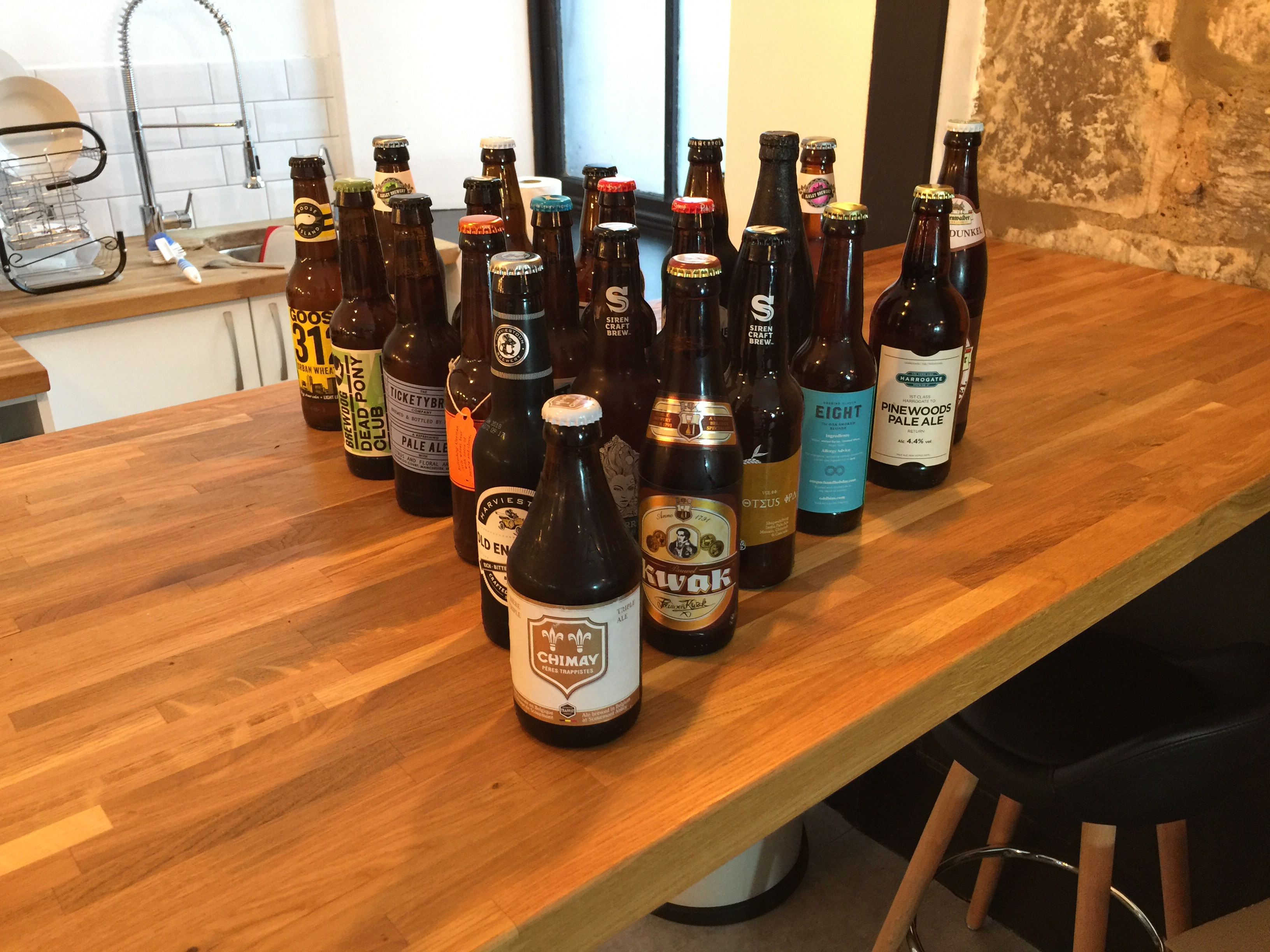 Read more about the article Beers at work