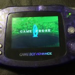 GBA gameboy backlight screen mod