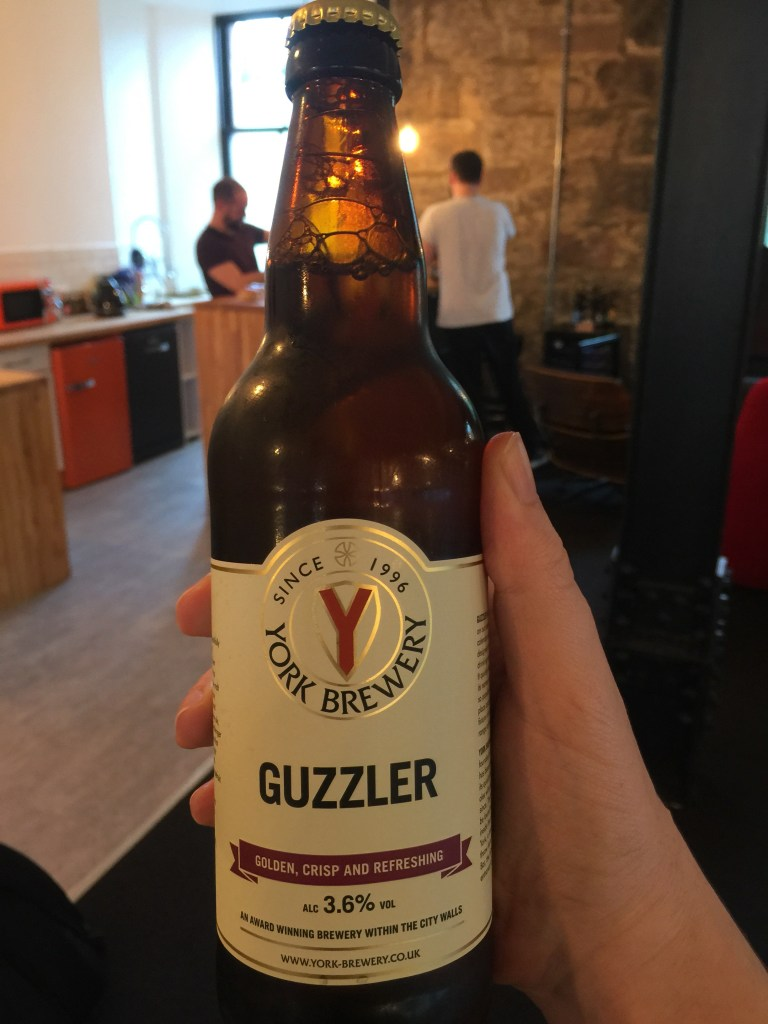 Read more about the article Guzzler