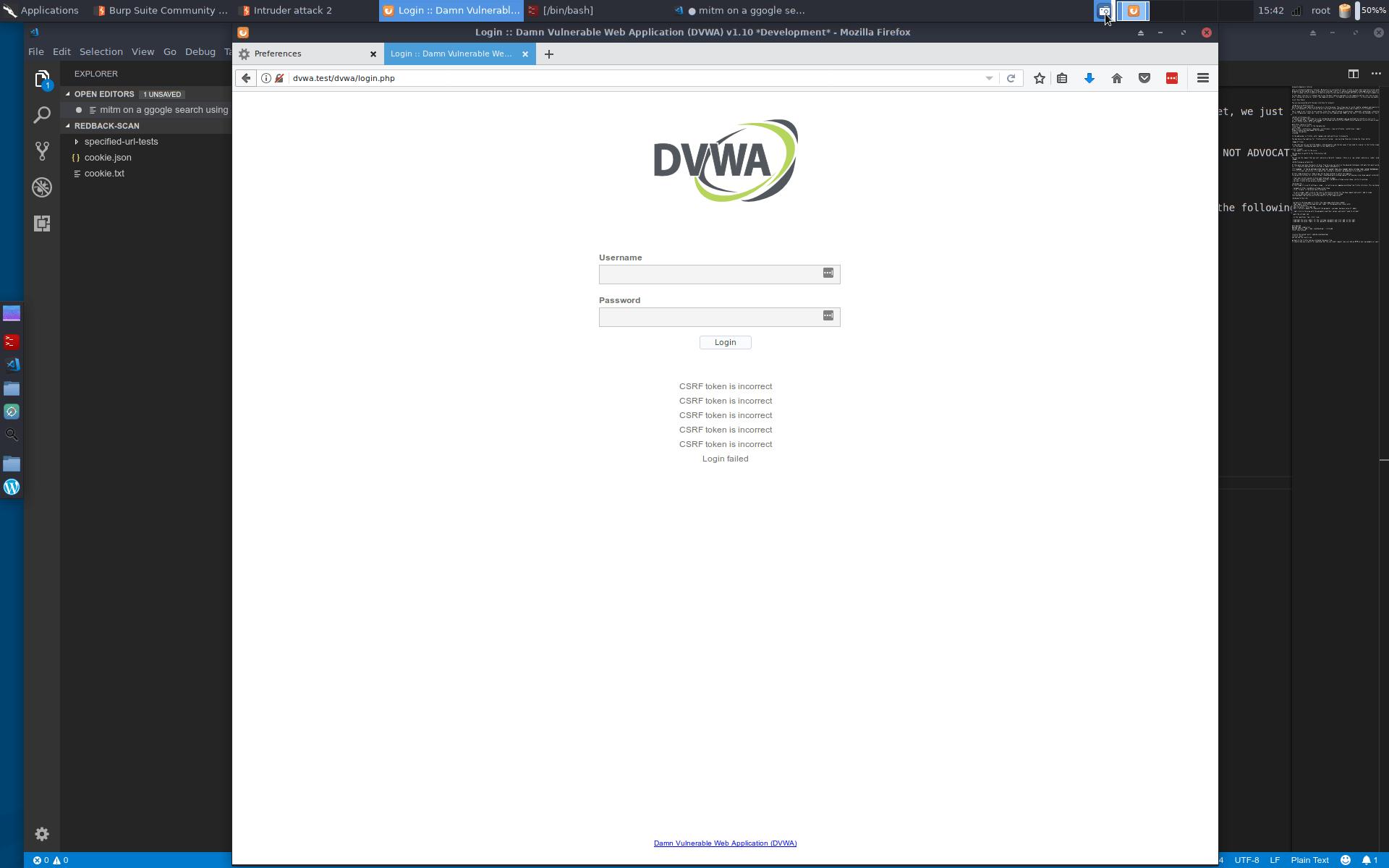 dvwa-intercept-csrf