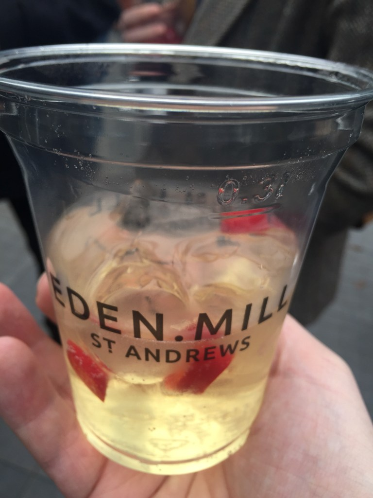 Read more about the article Edenmill oak aged gin with chillies