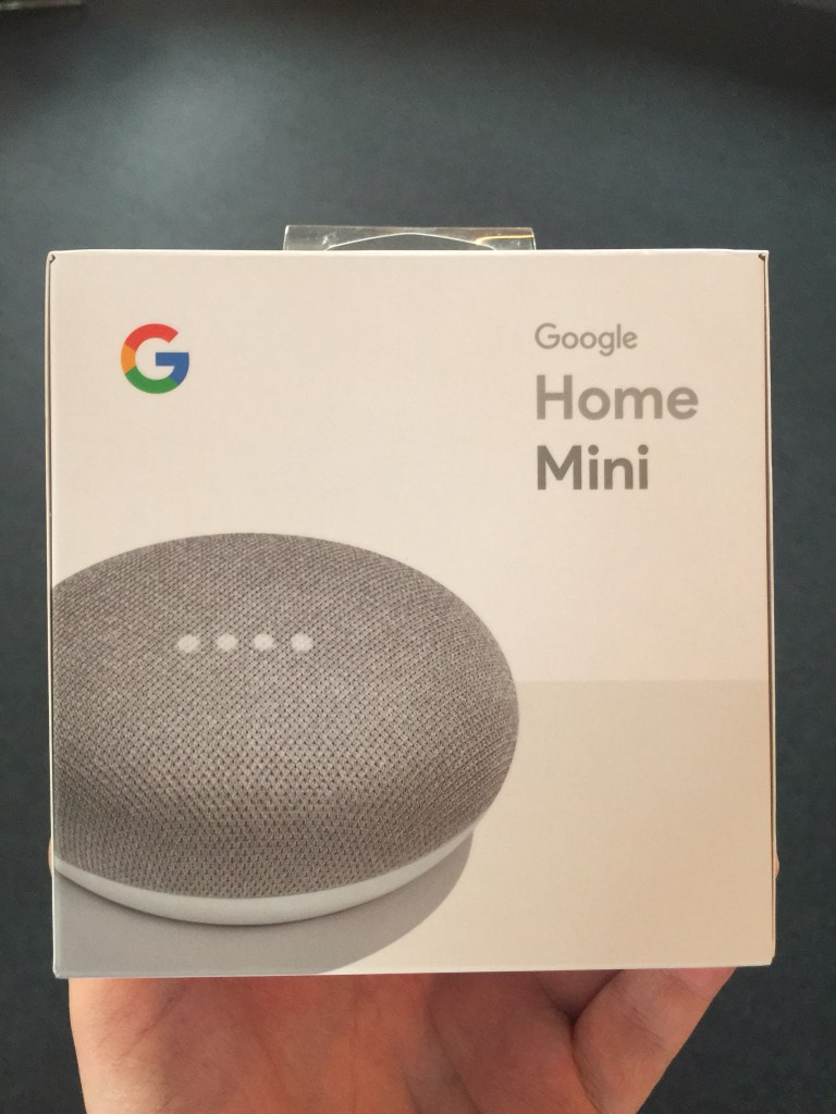 Read more about the article Google home mini