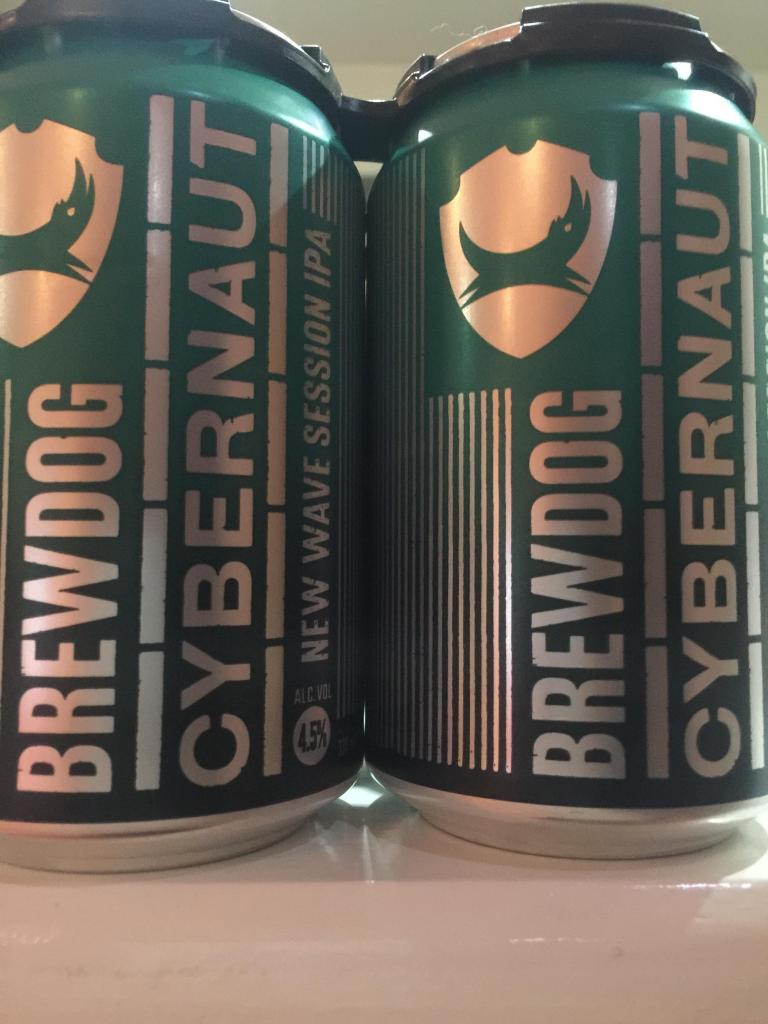 Read more about the article brewdog cybernaut