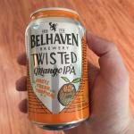 Belhaven Twisted Mango IPA