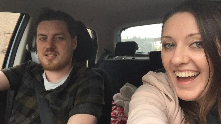 driving from glasgow to kent