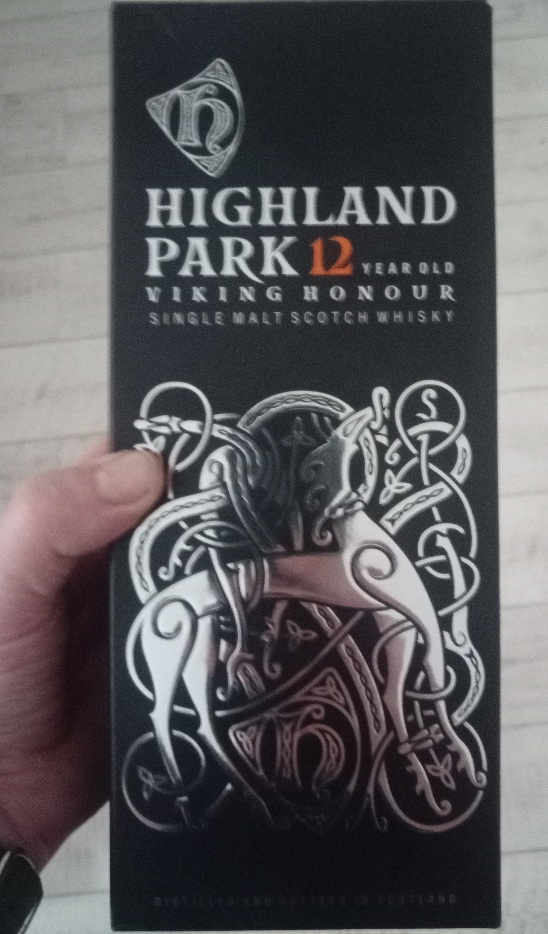 Read more about the article Highland Park 12 year old Viking Honour