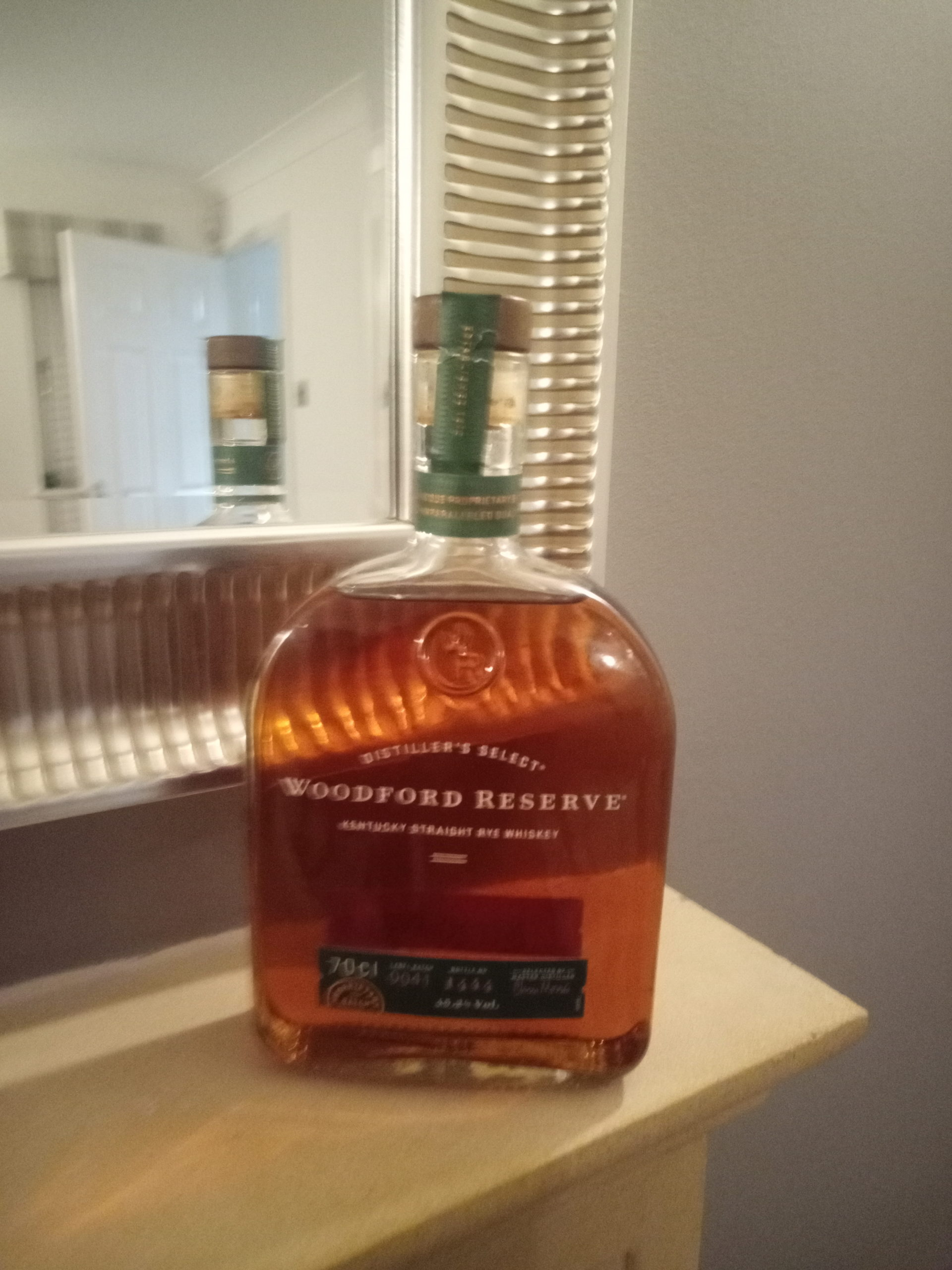 Read more about the article Woodford Reserve Rye Whiskey