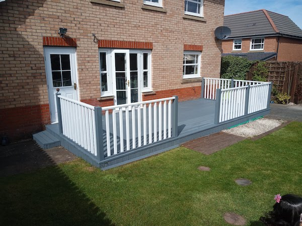 Read more about the article DIY Decking makeover