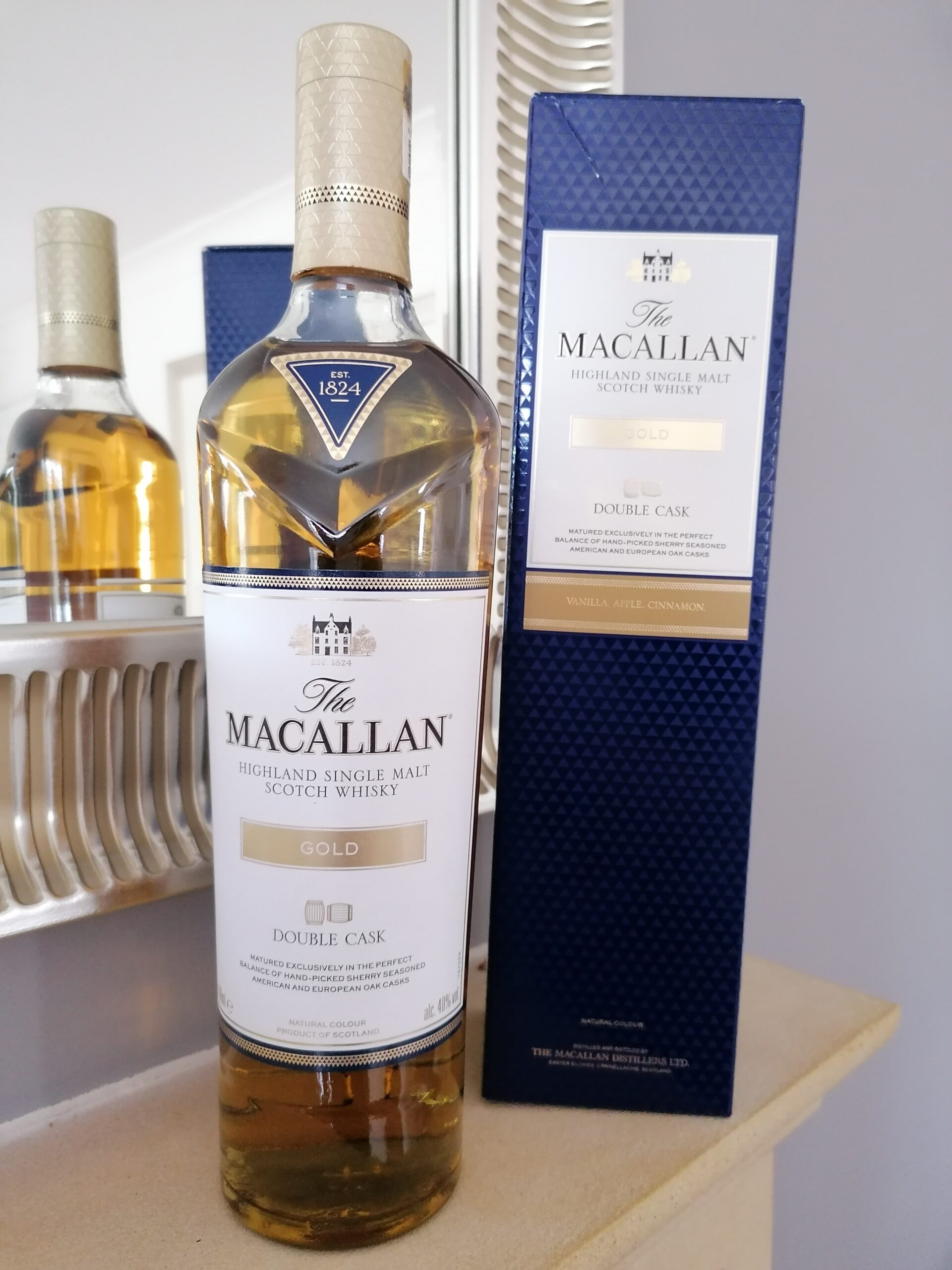 Read more about the article The Macallan Gold – Double Cask Highland Single Malt